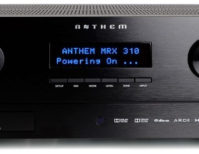 Why need to choose the pre out audio receiver?